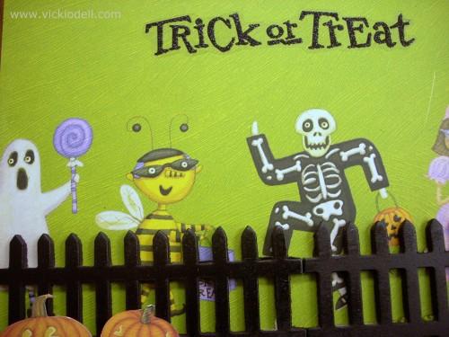 Halloween Paper Crafts