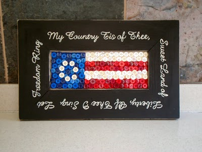 Fabulous Friday - 4th of July Crafts