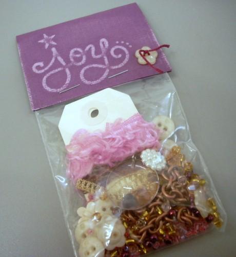 Studio De-Stash Gift Tags and Favors