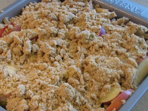 Recipes: Low Fat Apple Crisp