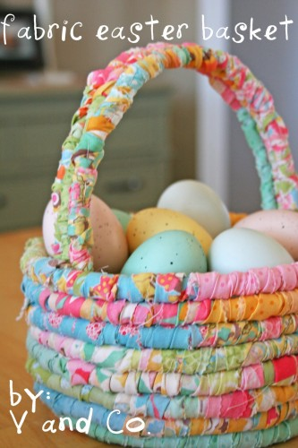 Fabulous Friday 5 Easter Baskets To Make