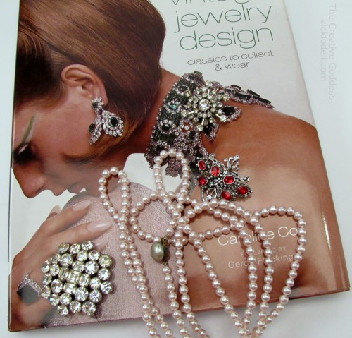 Book Preview: Vintage Jewelry Design by Caroline Cox