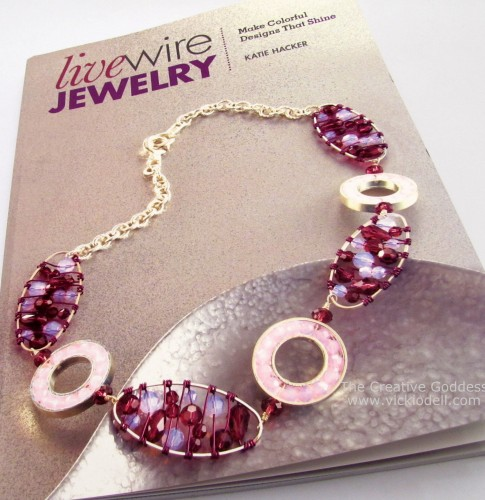 Jewelry Making Book Review: Live Wire Jewelry by Katie Hacker