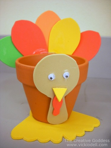 My Favorite Easy and Quick Thanksgiving Day Crafts