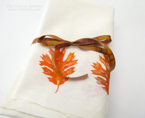 Thanksgiving Hostess Gift with Jacquard Products
