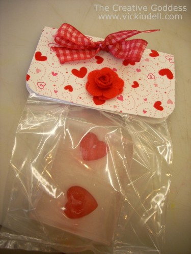 Valentine's Day and Soap Making
