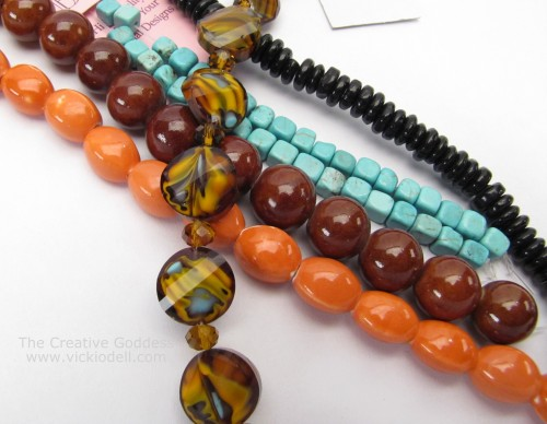How to choose bead colors for jewelry making