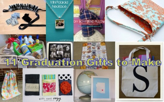 11 Graduation Gifts to Make