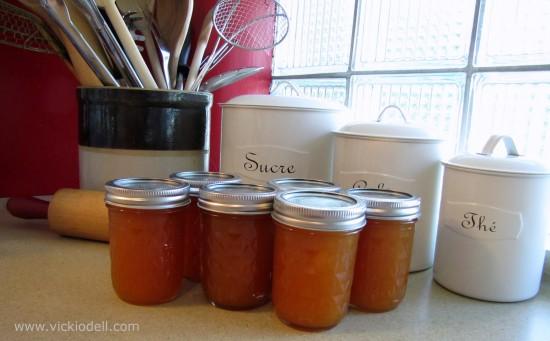 spiced-peach-jam