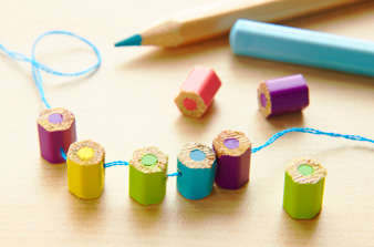 Pencil-Crafts-Beads